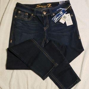Seven7 Brand NWT Women's Size 12 Skinny Jeans